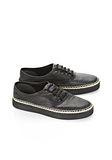 ALEXANDER WANG ASHER LOW TOP SNEAKER Sneakers Adult 8_n_r