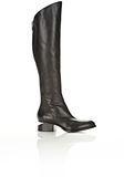 ALEXANDER WANG SIGRID BOOT WITH NICKEL BOOTS Adult 8_n_f