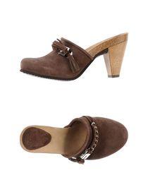 SCHOLL - Open-toe mule