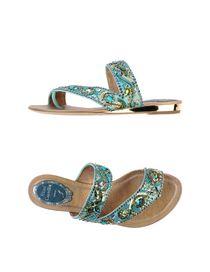 RENE' CAOVILLA - Flip flops & clog sandals
