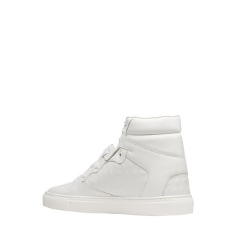 Balenciaga Monochrome High Sneakers