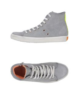 LEATHER CROWN Χαμηλά sneakers