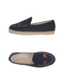 STUBBS & WOOTTON for BLACK FLEECE by BROOKS BROTHE - Espadrilles