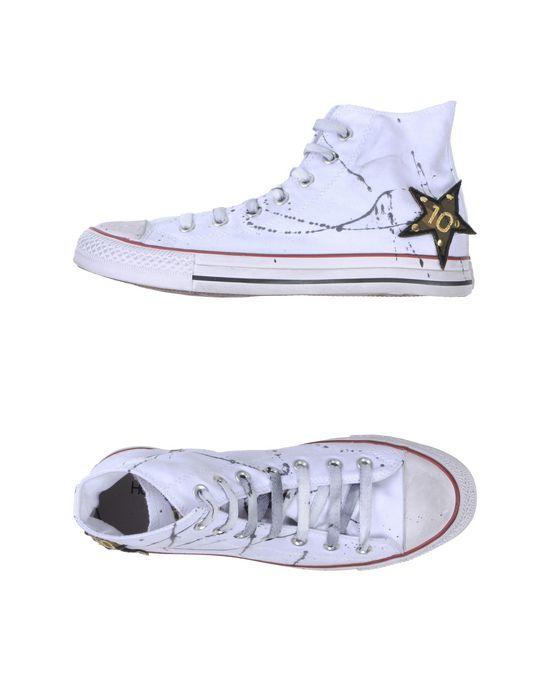 Happiness Shoes - Высокие Кеды И Кроссовки Для Мужчин - Высокие Кеды И Кроссовки Happiness Shoes на YOOX