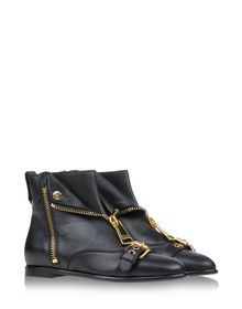 Bottines - MOSCHINO