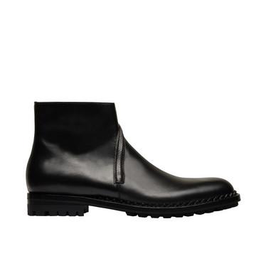 Balenciaga Zip Ankle Boots