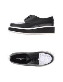 STEPHANE KÉLIAN - Laced shoes