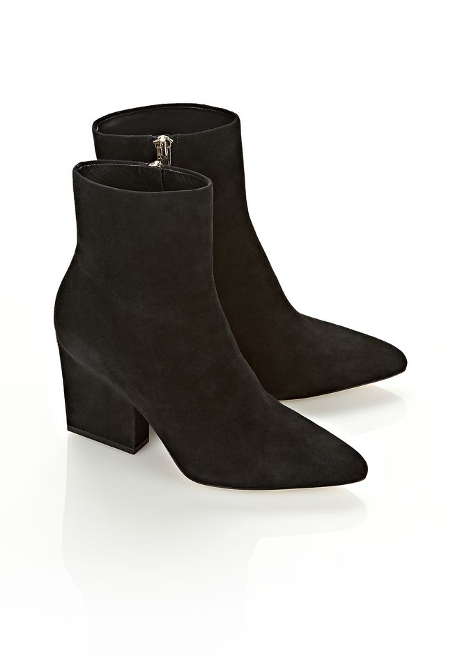 ALEXANDER WANG SUNNIVA SUEDE BOOT BOOTS Adult 12_n_r