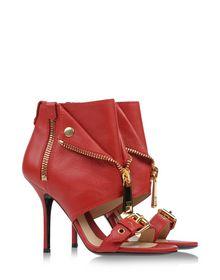 Sandals - MOSCHINO