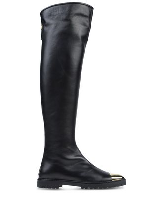 GIUSEPPE ZANOTTI DESIGN Bottes et bottines Cuissardes on shoescribe.com