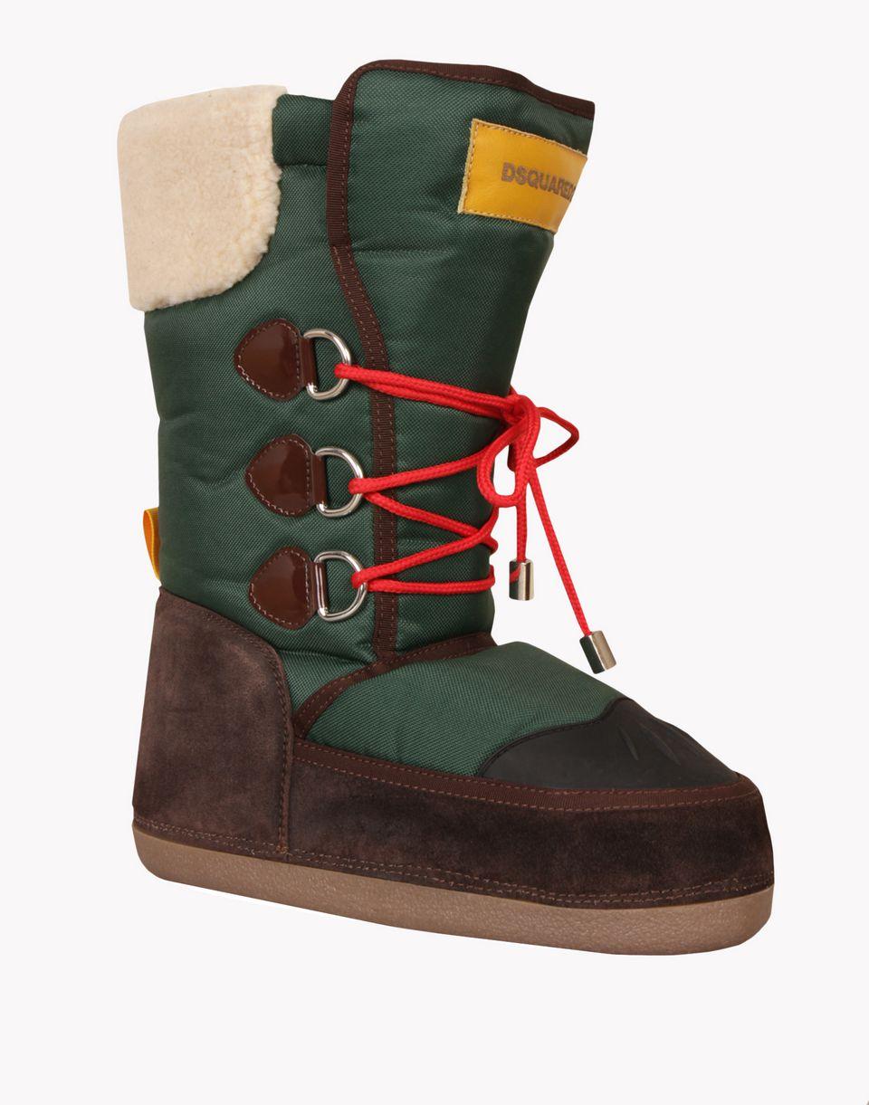 Dsquared2 Saint Moritz Snow Boots, Boots Men - Dsquared2 Online Store