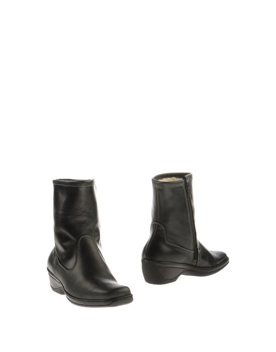 Полусапоги и высокие ботинки FLORANCE. Цвет: черный
