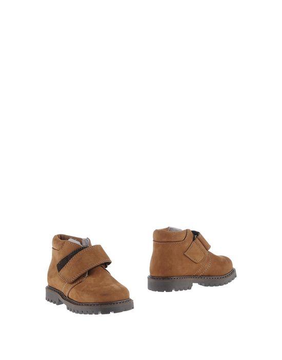 Полусапоги и высокие ботинки STARRY. Цвет: верблюжий