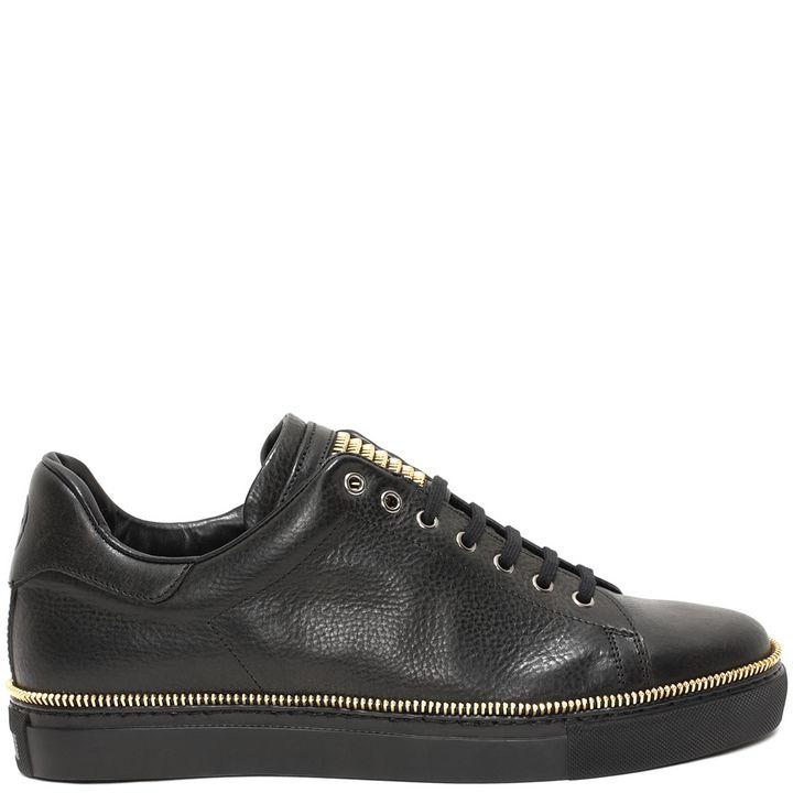 Alexander McQueen, Metal Zip Sneaker