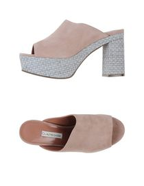 L' AUTRE CHOSE - Open-toe mule