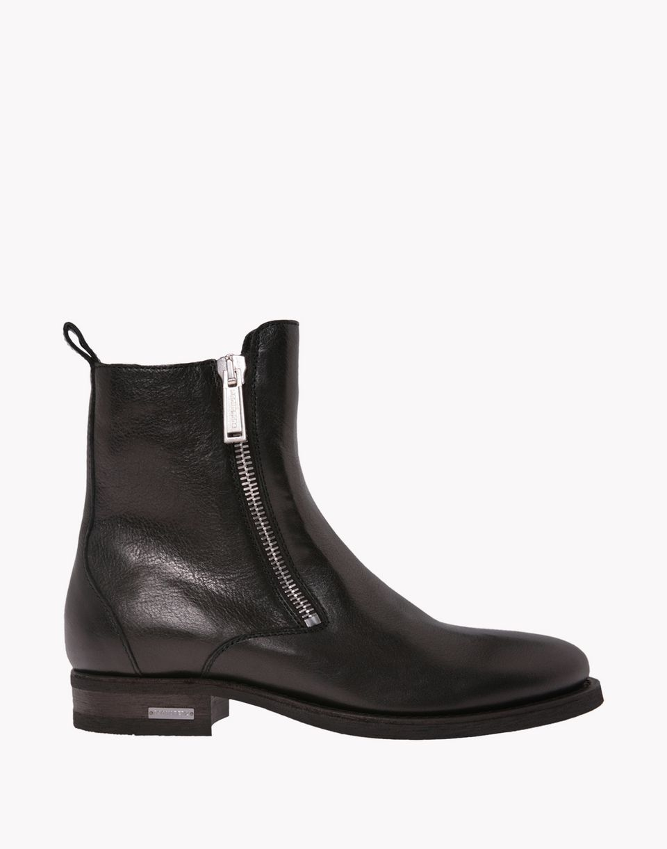 Dsquared2 Zip Up Bots, Boots Men - Dsquared2 Online Store