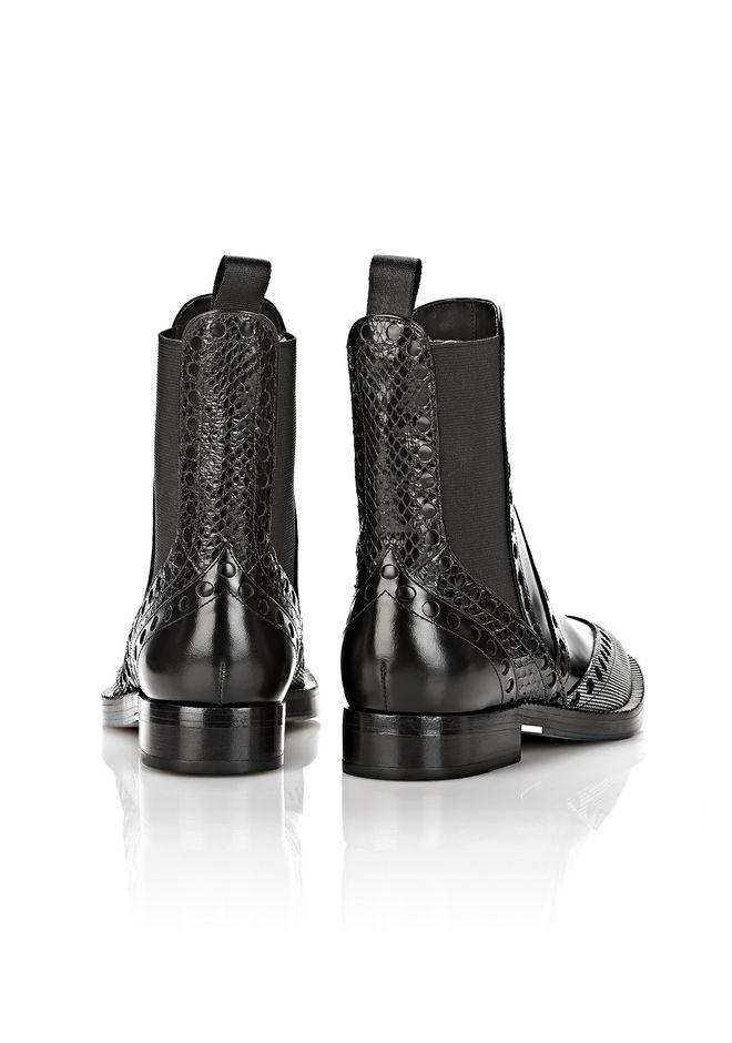 ALEXANDER WANG NICOLE BROGUE BOOT BOOTS Adult 12_n_d