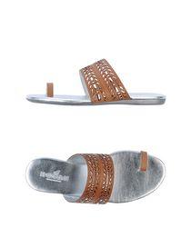 HOGAN - Flip flops & clog sandals