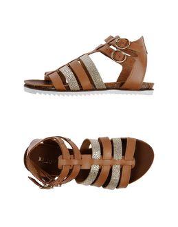 Sandals - DUNE LONDON