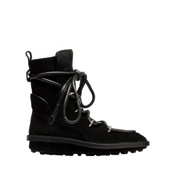 Balenciaga Snow Lace up Boots