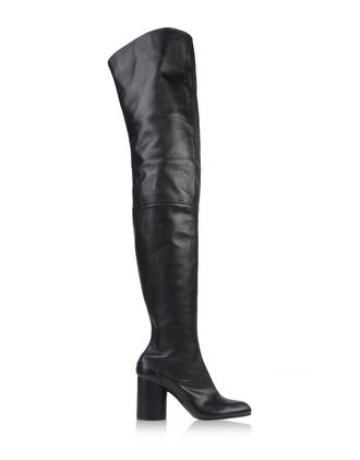 MAISON MARGIELA 22 Bottes et bottines Cuissardes on shoescribe.com