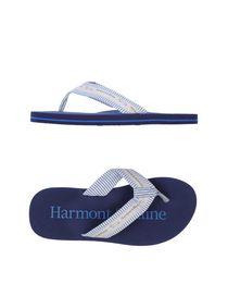 HARMONT&BLAINE - Flip flops & clog sandals