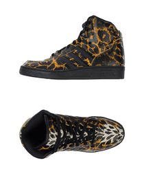 JEREMY SCOTT ADIDAS - High-tops