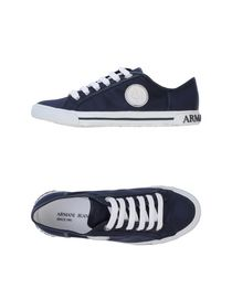 ARMANI JEANS - Low-tops