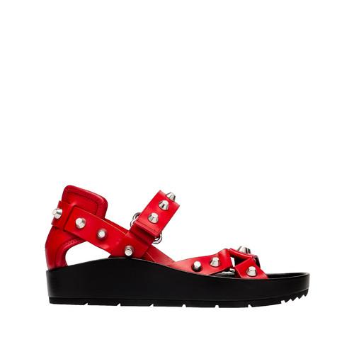 Balenciaga Strap Flat Sandals