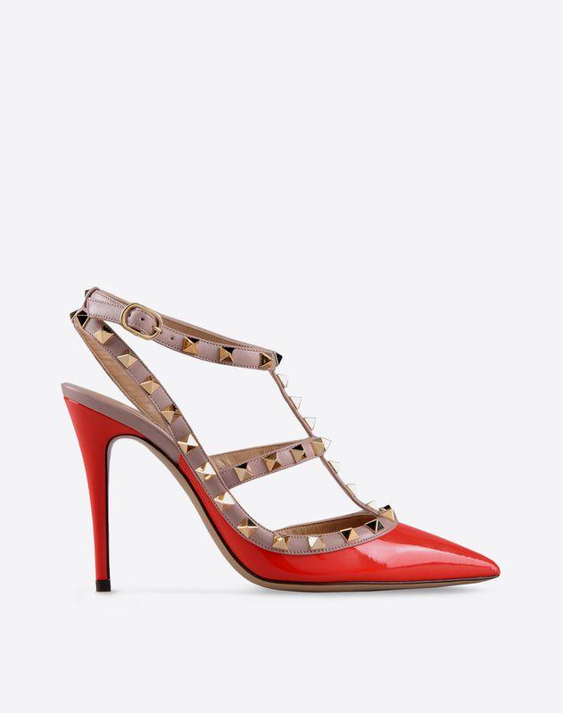 escarpin rockstud escarpin femme valentino garavani boutique en ligne valentino. Black Bedroom Furniture Sets. Home Design Ideas