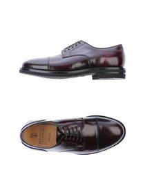 BRUNELLO CUCINELLI - Laced shoes