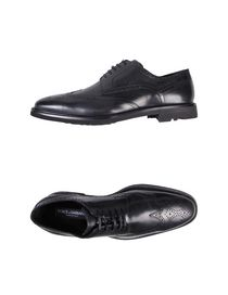 DOLCE & GABBANA - Laced shoes