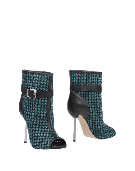 SERGIO ROSSI Полусапоги и высокие ботинки