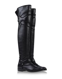 Over the knee boots - DOLCE & GABBANA