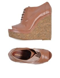 SONIA RYKIEL - Laced shoes