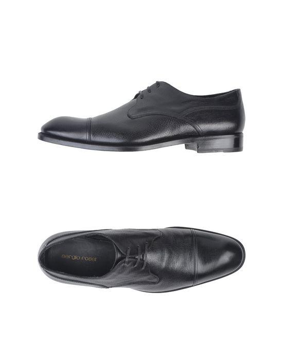 SERGIO ROSSI Обувь на шнурках