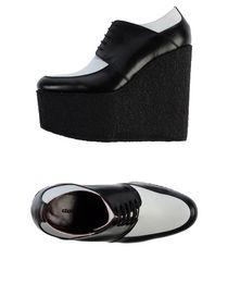 CÉLINE - Laced shoes