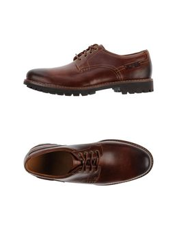 Lace-up shoes - CLARKS