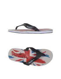 PEPE JEANS - Flip flops & clog sandals