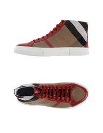 BURBERRY LONDON - Sneakers alte