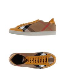 BURBERRY LONDON - Low-tops