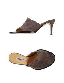 ANN DEMEULEMEESTER - Sandals