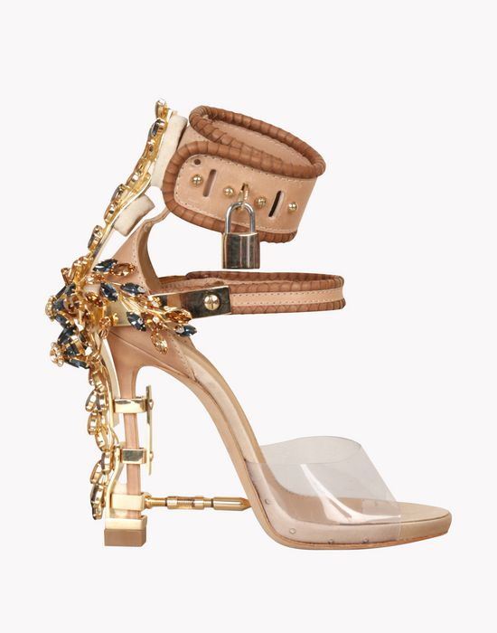 Dsquared2 Virginia Sandals High Heeled Sandals For Women