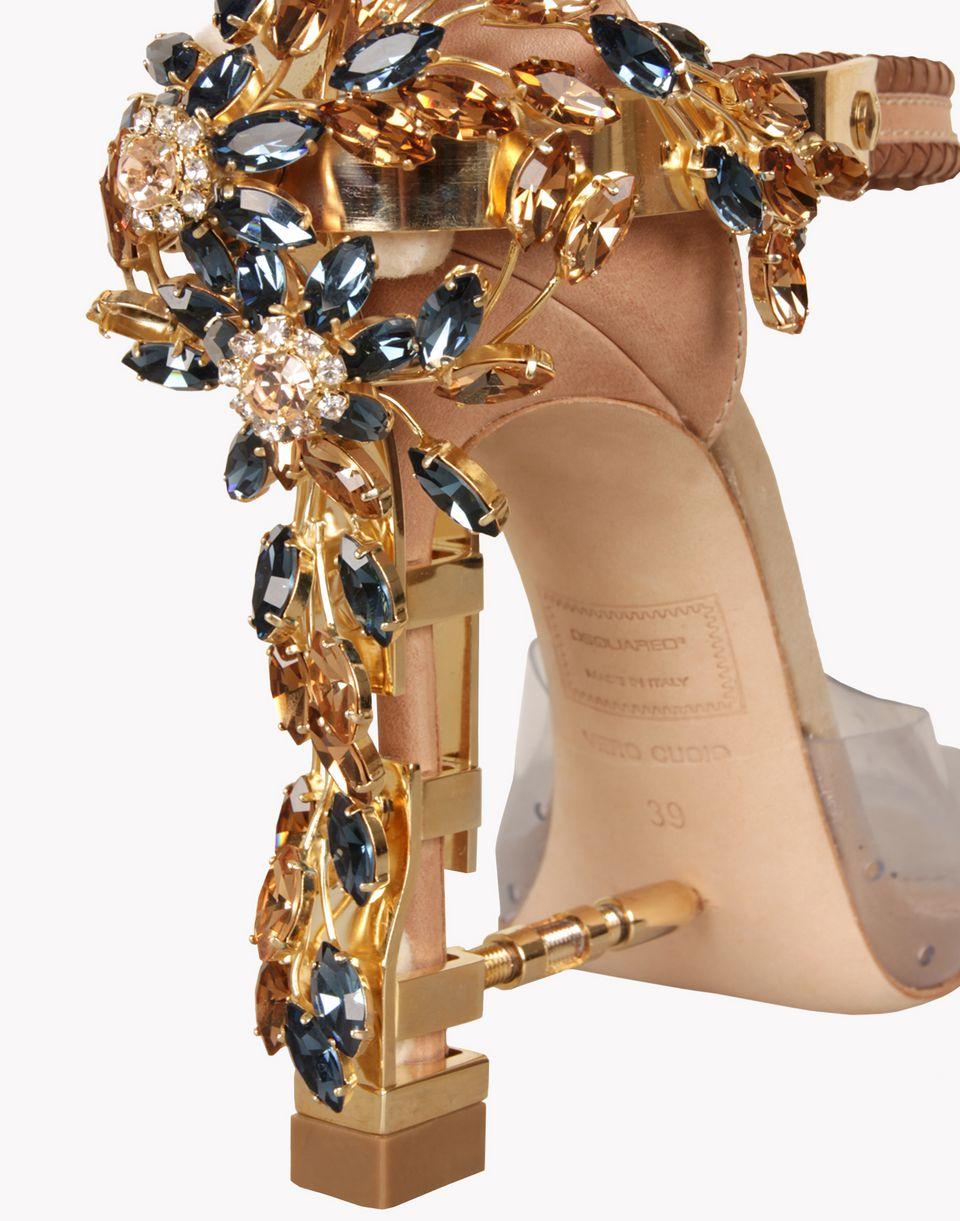 virginia sandals shoes Woman Dsquared2