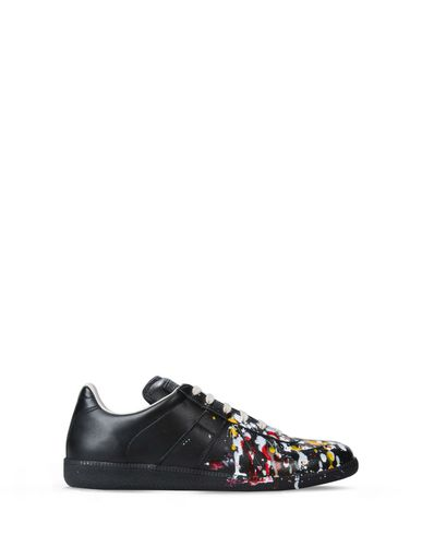 MAISON MARGIELA 22 Replica' sneakers with paint splashes