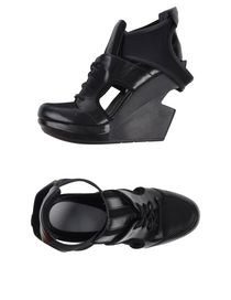 Y-3 - Laced shoes