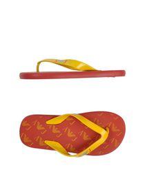 ARMANI JEANS - Flip flops & clog sandals