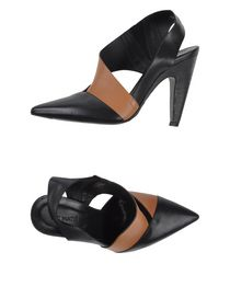 VIC MATIE' - Open-toe mule