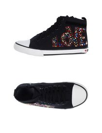 LOVE MOSCHINO - Sneakers alte