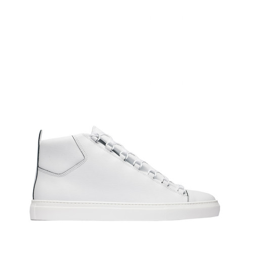 Balenciaga Denim Effect High Sneakers